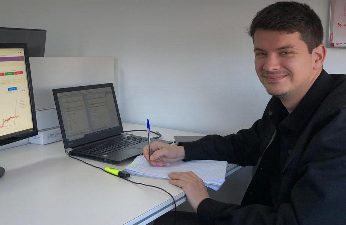 Entrevista a Ernest Montañà, responsable de IA en mjn-neuro
