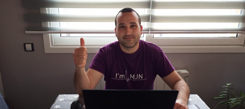 Entrevista a Jesús Valls, ingeniero de software en MJN