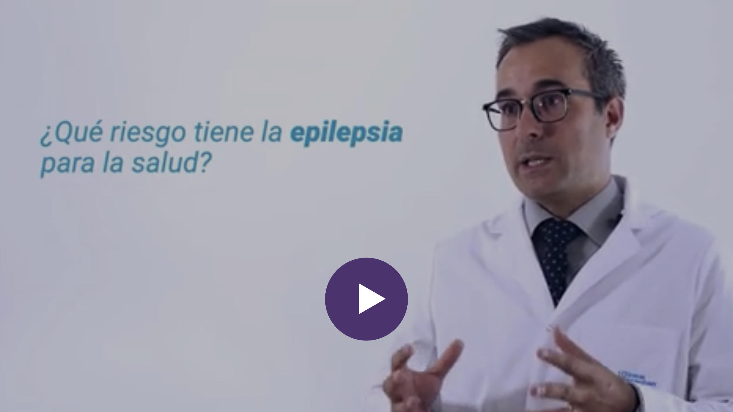 Epilepsy, what is the real health risk?