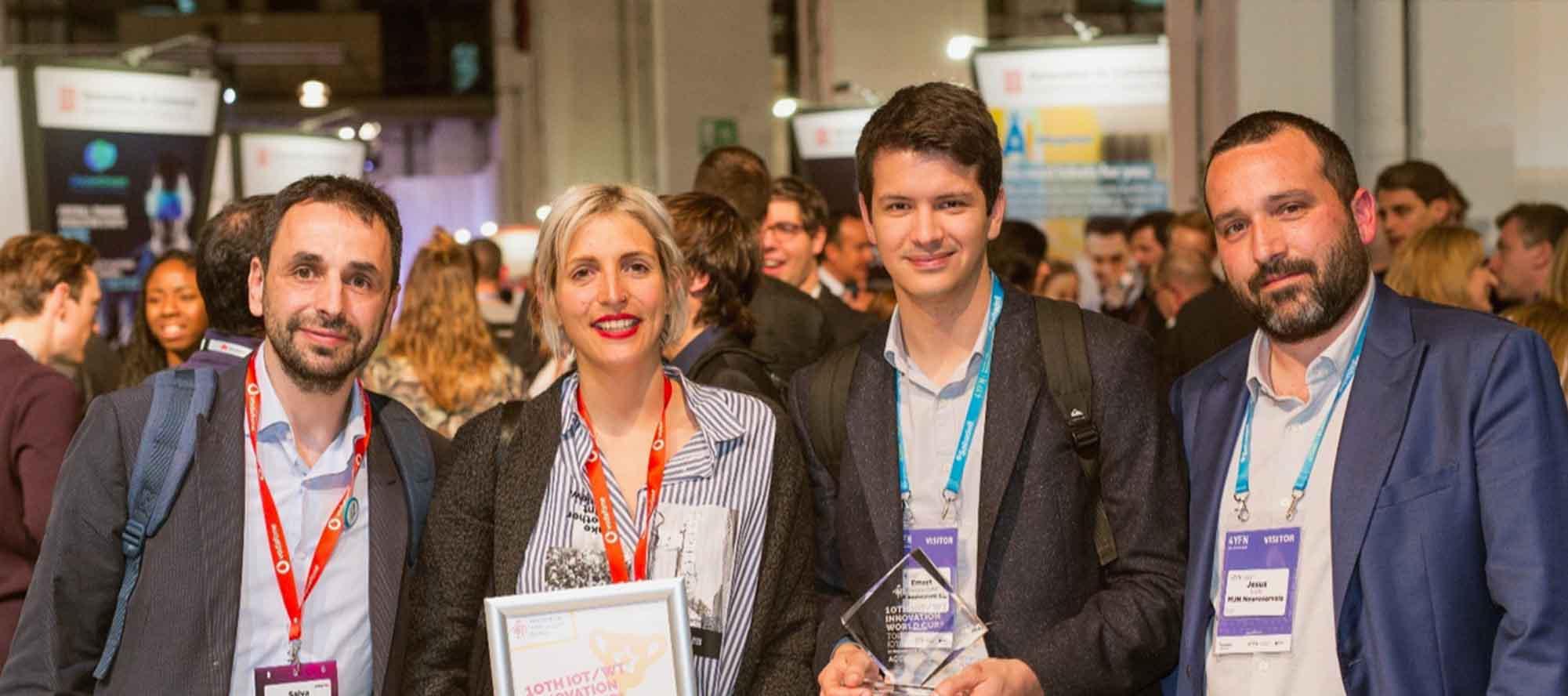 Entrevista a Jordina Arcal, Chief Strategy Officer en mjn-neuro