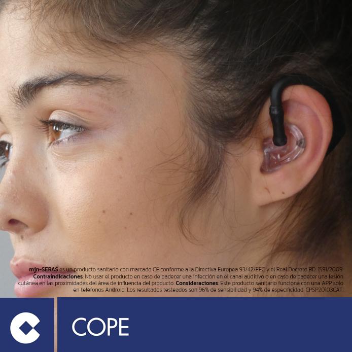 Diseñan un auricular que predice las crisis epilépticas minutos antes que pasen