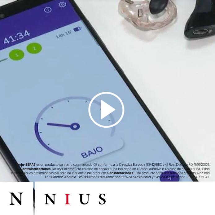 Una aplicación móvil capaz de predecir la epilepsia: los esfuerzos de un padre por hacer más llevadera la enfermedad a pacientes y familias